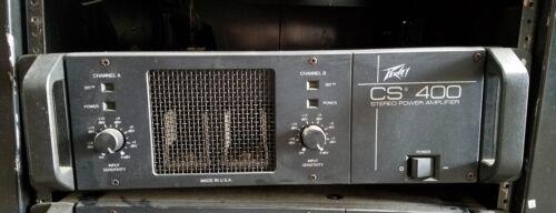 Peavey CS 400 Stereo Power Amplifier