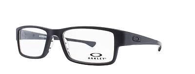 Oakley Airdrop RX Eyeglasses OX8046-0155 Satin Black Frame [55-18-143]