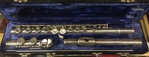 Armstrong Silver plated flute