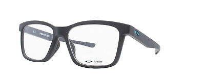 Oakley Fenceline RX Eyeglasses OX8069-0853 Satin Pavement Frame [53-16-136]