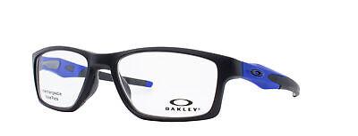 Oakley Crosslink MNP RX Eyeglasses OX8090-0955 Satin Black Frame [55-17-137]