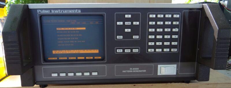 PULSE INSTRUMENTS PI-6500 PATTERN GENERATOR