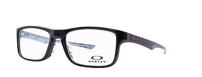 Oakley Plank 2.0 RX Eyeglasses OX8081-0253 Polished Black Frame [53-18-139]