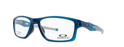 Oakley Crosslink MNP RX Eyeglasses OX8090-0555 Polished Aurora Frame [55-17-137]