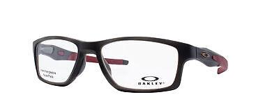 Oakley Crosslink MNP RX Eyeglasses OX8090-1055 Olive Camo Frame [55-17-137]