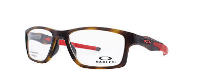 Oakley Crosslink MNP RX Eyeglasses OX8090-0855 Brown Tortosie  Frame [55-17-137]