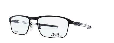 Oakley Truss Rod RX Eyeglasses OX5124-0155 Satin Black Frame [55-17-143]