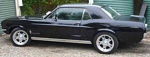 1967 Ford Mustang Coupe Spring Hill Brisbane North East Preview