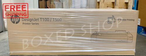 BRAND NEW HP DesignJet T130 24-in Printer (5ZY58A)
