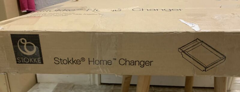 Stokke Home Changer In White