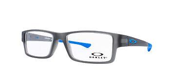 Oakley Airdrop XS RX Eyeglasses OY8003-0350 Satin Grey Smoke Frame [50-15-126]