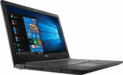 Dell 15 6  Touchscreen Hd Laptop I5 7200U  8Gb  2Tb  Hdmi  Dvd Rw  Windows 10