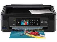 Epson Expression Home XP-422 All-in-One Printer Second hand + 14 Ink Cartridges