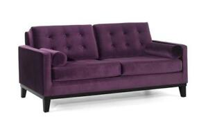 Purple sofa on Sale (AC744)