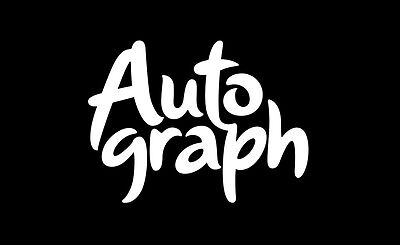 The Auto-graph lady