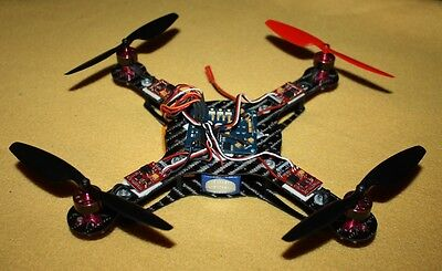 230 mm MINI Quadrocopter Frame Carbon online kaufen