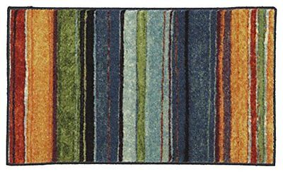 Mohawk Home New Wave Rainbow Printed Rug, 1'8x2'10,