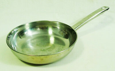 - Le Cook's-Ware Stainless Steel Copper Tri-Ply Base Sauté Frying Pan 8