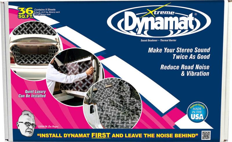 Dynamat 10455 Xtreme Bulk 36 Sq. Ft., 9 Sheets
