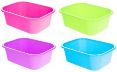 Bello Rectangular Rectangle Plastic Washing Up Bowl