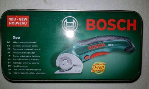 Bosch xeo neu ovp akku universlschneider unbenutzt in nordrhein
