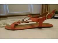 Clark sandles size 4