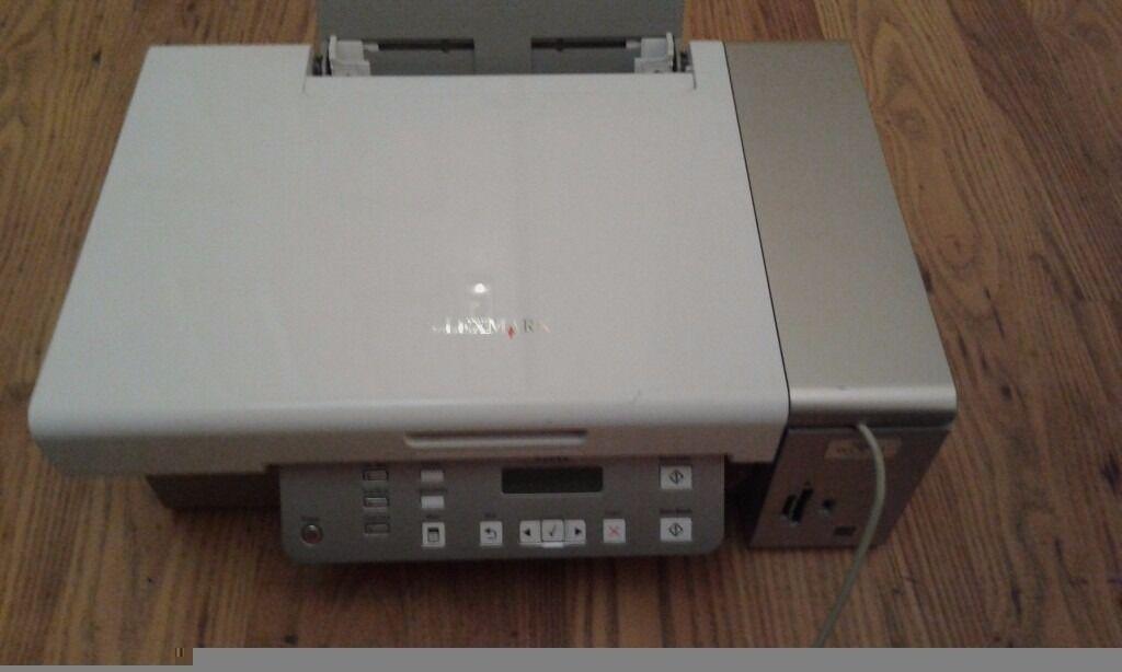 Lexmark X3580 Printer Windows 8