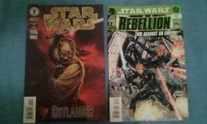 Star Wars Comics and Books