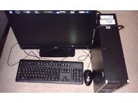 complete as new / new gaming PC + brand new creative headset BROCKLEY SE4