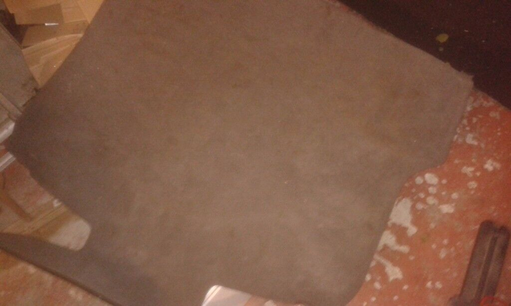 Boot carpet out of a Vectra C 2004 £15