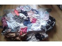 Huge bundle cloths girls 41 items!! 8-9years