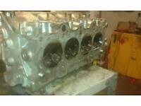 Honda B18 cylinder head