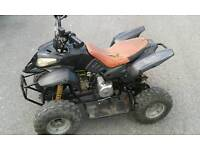 Quad bike suit 8 years +, 110cc semi auto+reverse