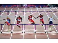 Rio Olympics athletics AT013 18 August 2016 - 2 tickets category C