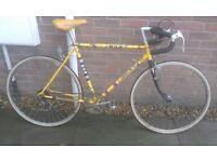 Vintage Retro BSA Javelin Road Racing Bike Bicycle