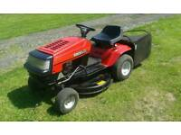 """Mtd Lawnflite 604 Ride on Mower 11.5HP Briggs and Stratton Engine 30"""" Cut"""