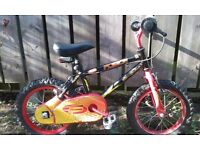 Child's bike - good condition - for a 5/6 year-old