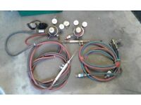 Hoses and gauges