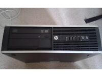 4 gb ddr3 ram 500gb hdd RADEON GRAPHICS HP gaming PC new headset windows 7 / windows 10 BROCKLEY SE4