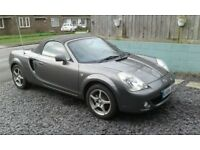 mr2 low mileage full service history