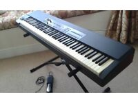 Electronic Keyboard (M-Audio 88-Key Hammer Action Stage Piano)