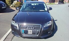 A3 TDie Sport, Lava Grey best colour, 5dr Sportback, Sport , HPI clear only one careful lady owner.