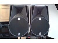 dB Technologies OPERA 910 DX - 2-way Active PA Speakers 900W