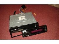 Kenwood KDC-5047U CD/MP3/USB/Radio with Full iPod control