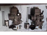 Pair PHF30 Carbs for Moto Guzzi T5