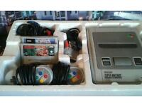 Super nintendo streetfighter 2 turbo