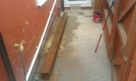 Steal beam for sale dont nead wrong size please call for details