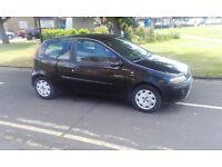 Fiat Punto 1.2 Petrol 2002 Tax & Mot 75k