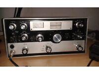 HOMEBREW HF ALL BAND LSB USB CW RADIO