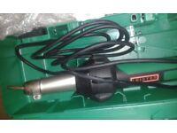 leister triack flooring welding kit